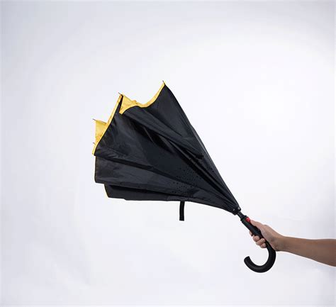 Payung Terbalik Remax remax payung terbalik rt u1 black silver lazada