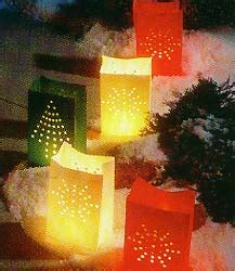 electric luminaries for christmas bloomers light styles electric bags bringing any occasion to light