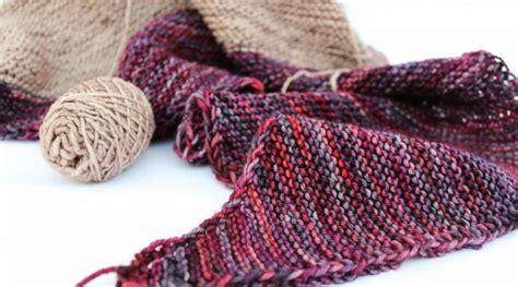 knitting today knitting from stash garter stitch shawls knitting today