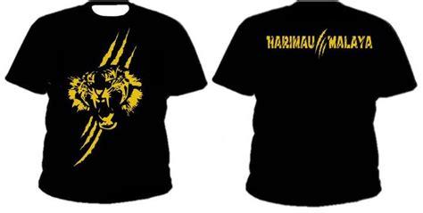 design baju harimau malaya zackillerz untung laa harimau malaya online sai lebam