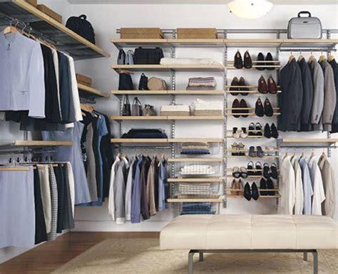 minimalist closet organization ideas