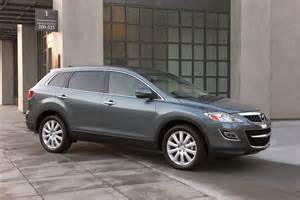 revised 2011 mazda cx 9 edition launched machinespider