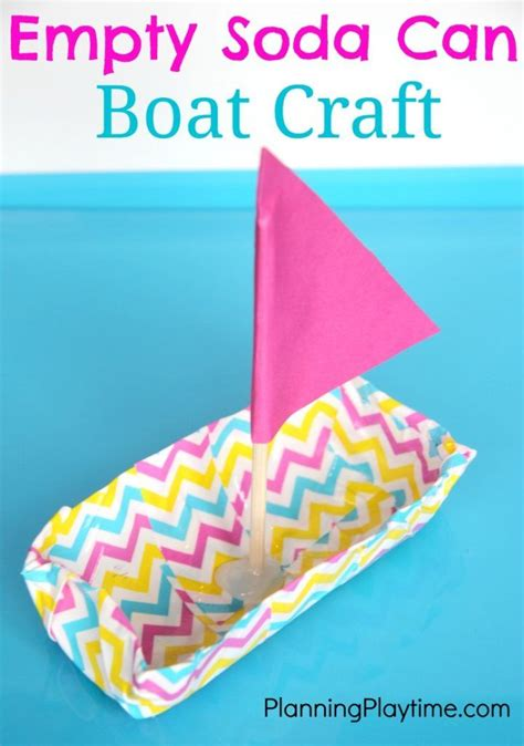 Paper Boat Craft For Preschoolers - 1000 ideas about boat craft on boat