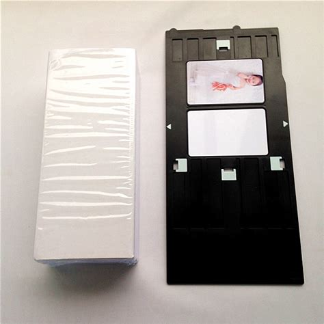 R200 Id Card Template by Epson R230 Plastic Card Tray Supplier In Shenzhen