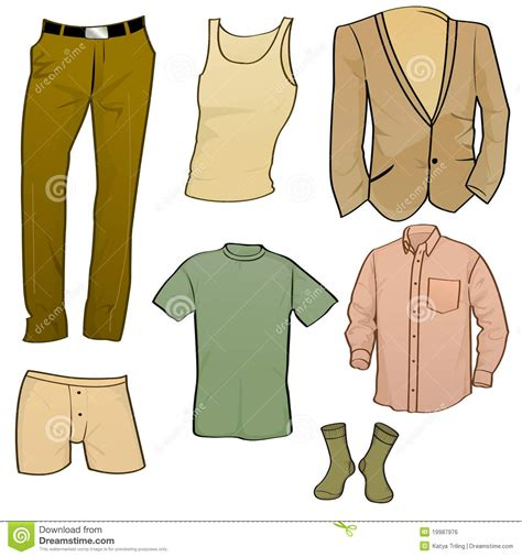 s clothes clipart
