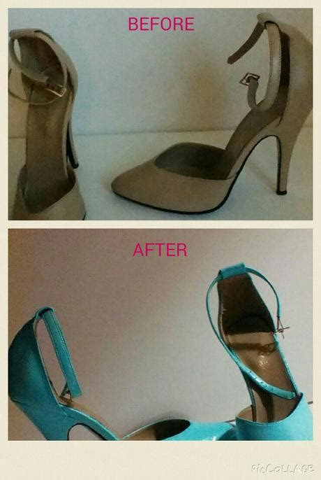 chagne color heels shoe play how to change the colour of your shoes paperblog