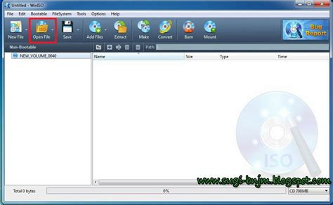 membuat bootable cd windows xp dengan nero tutorial cara membuat cd bootable windows xp dengan