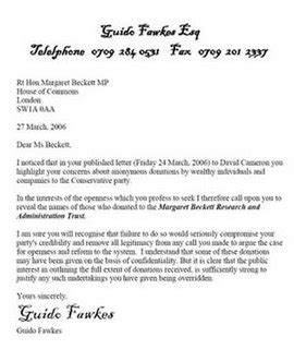 Resignation Letter Sle Offset Leave Iain Dale S Diary Margaret Beckett You Are A Hypocrite