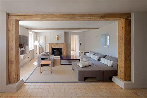 Livingroom Deco long 232 re contemporain salon paris par cyrille