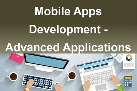 Compro Mobile Apps Advance mobile apps development advanced applications elearning classes lessons and courses in
