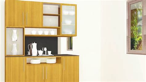 crockery cabinet designs modern modern crockery cabinet design of dining room small simple