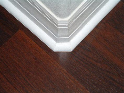 Baseboards Sizes by Installing Quarter Round Moldings