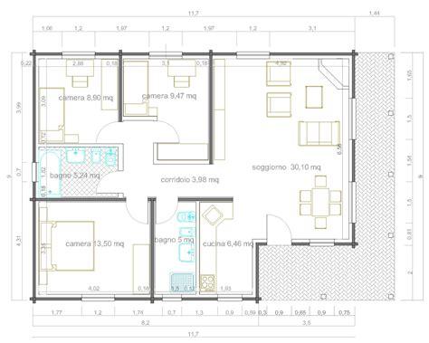 pianta appartamento 100 mq progetti di in legno aiuole con sassi bagno disabili