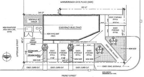 pizza restaurant floor plan domino s pizza on freret seeks kitchen expansion outdoor