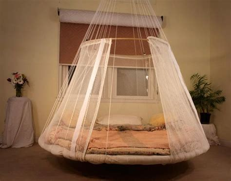 hanging bed designs floating  creative bedrooms
