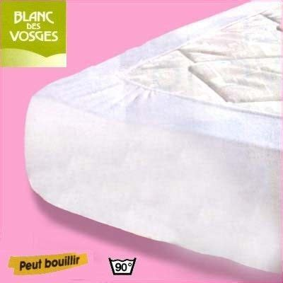 Alese Matelas 120x190 by Vente Al 232 Se Et Prot 232 Ge Matelas Coton Blanc Des Vosges 120