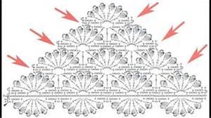 вязанная шаль схемы для начинающих
