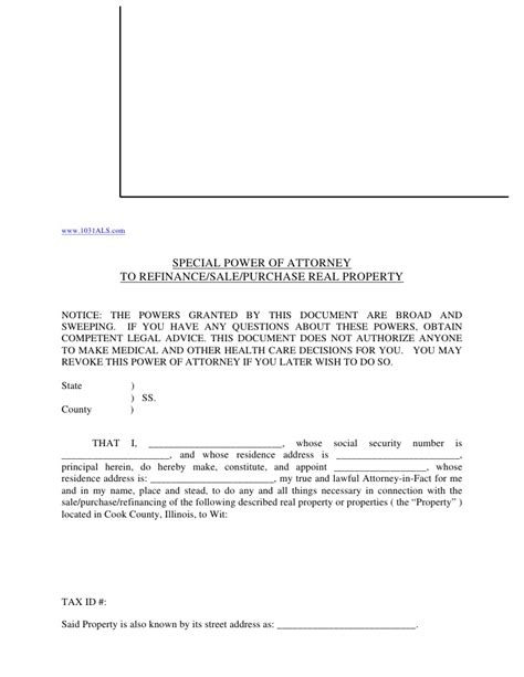 Sle Power Of Attorney Letter authorization letter with special power of attorney 28