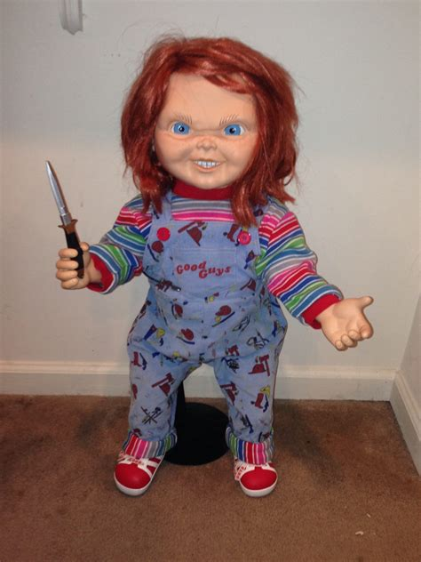 the doll 2 e bay auction chucky doll child s play 2 size nib autographed by alex vincent the