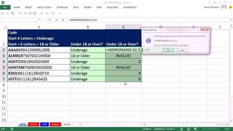 tutorial dasar kondisional statement di macro excel youtube if statement in excel for text string how to use if