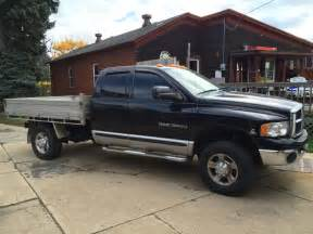For Sale 2004 5 Quad Cab 3500 Slb 4x4 With Ute Flat Bed