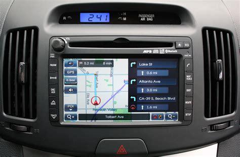 elantra navigation system