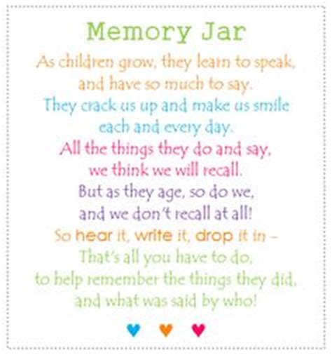 1000 images about memory jar on pinterest memories jar