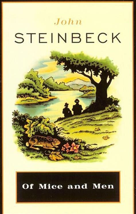 Pdf Mice Steinbeck by Of Mice And By Steinbeck Book Summary Book