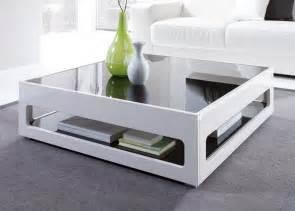 tisch weiß hochglanz wohnzimmertisch modern home design inspiration