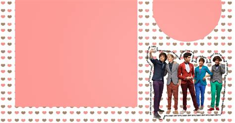 one direction printable gift tags one direction free printable invitations is it for