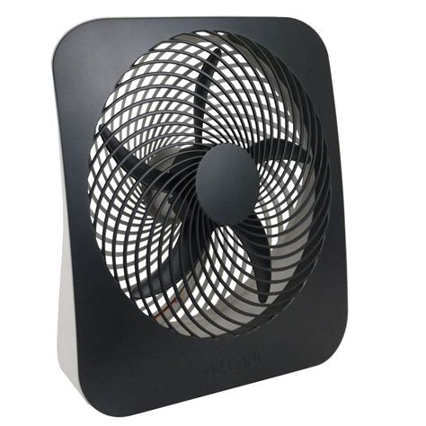 Shop O2cool 10 In 2 Speed Desk Fan At Lowes Com