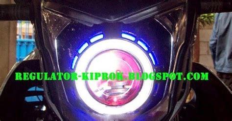 Lu Hid Motor Fu rk motor lu projector hid lu led cree