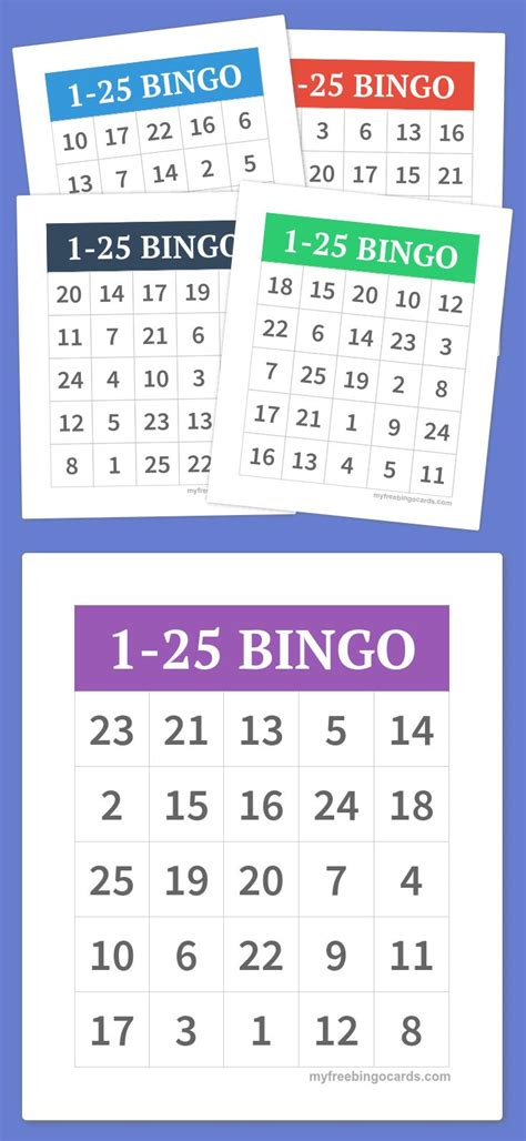 make a bingo card 1000 images about bingo numbers on