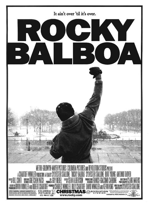 Plakat Rocky by Buy Rocky Balboa Official Poster Buy Movie