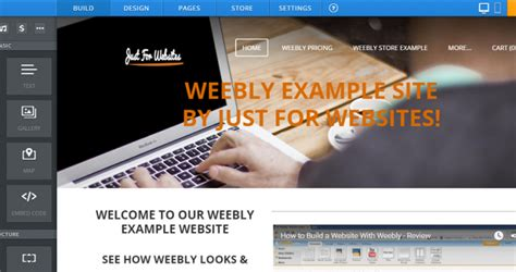 weebly themes the best resources for your 2016 website