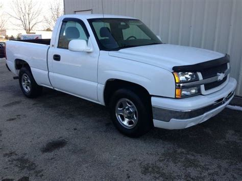 single cab short bed chevy find used 2004 chevy silverado 1500 z71 regular cab short
