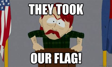 They Took Our Jobs Meme - they took our flag they took our jobs quickmeme