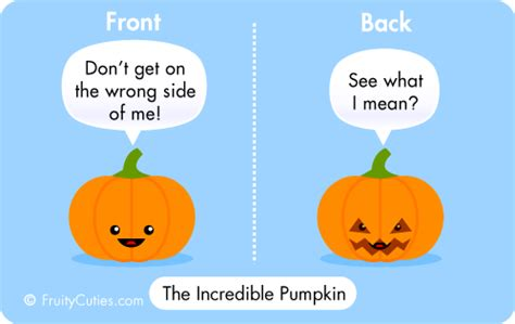pumpkin jokes pumpkin joke comedy with kawaii fruit