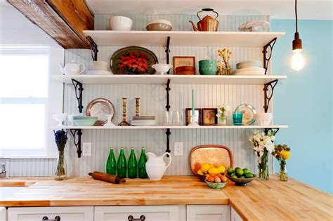 kitchen shelves design our 13 favorite kitchen countertop materials kitchen