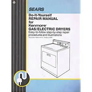 Kenmore Clothes Dryer Repair Manual Kenmore Washer Model 110 Schematic Get Free Image About