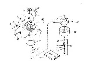carburetor no 631924 diagram parts list for model hmsk80155144c tecumseh parts all products