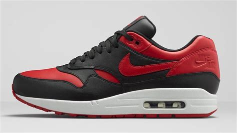 Nike Air Max 1 by Nike Air Max 1 Bred Release Date