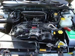 Subaru 5 Cylinder Engine 2000 Subaru Outback Limited Wagon 2 5 Liter Sohc 16 Valve
