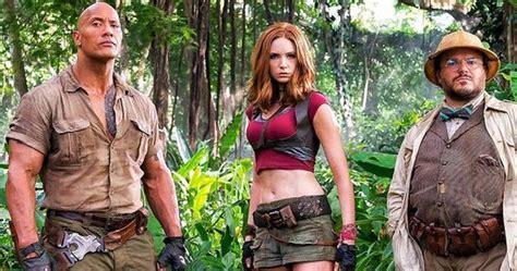 film bioskop jumanji 2 karen gillan responds to jumanji 2 costume controversy
