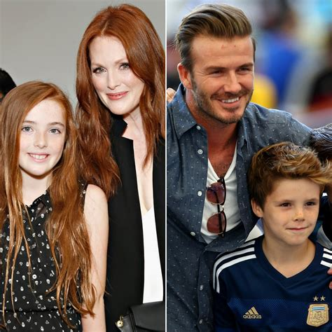 famous celebs of hollywood celebrities with kids who look like them popsugar celebrity