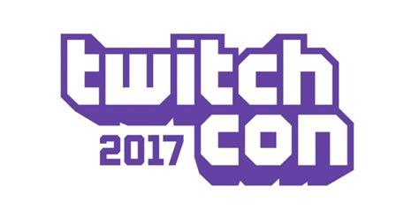 twitch information twitch erste informationen zur twitchcon 2017 bekannt gegeben
