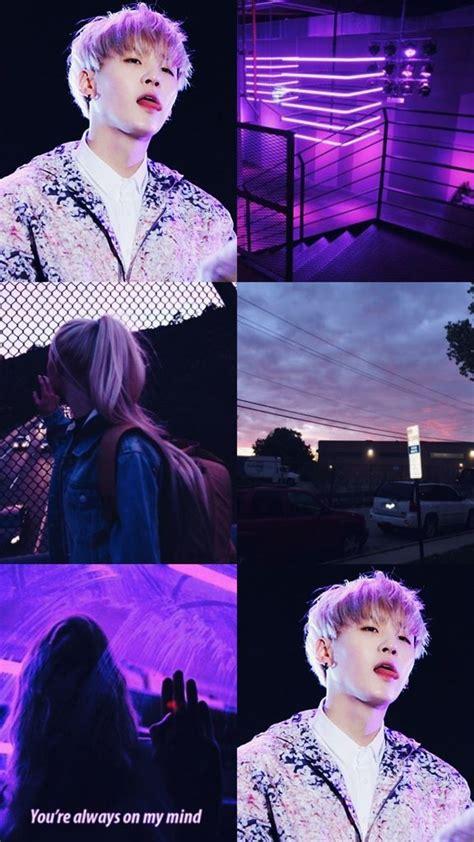 kpop theme iphone kpop wallpaper asthetic purple suga bts kpop
