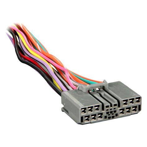 Metra 174 71 1722 Wiring Harness With Oem Radio Plugs