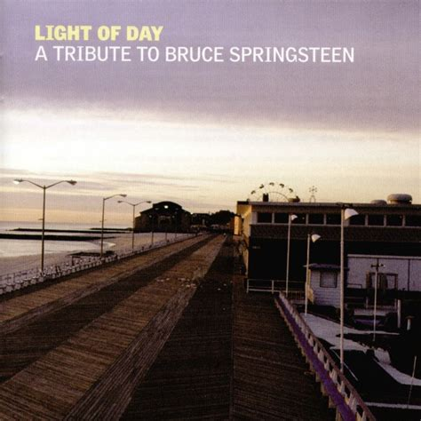 cover classics light of day a tribute to bruce
