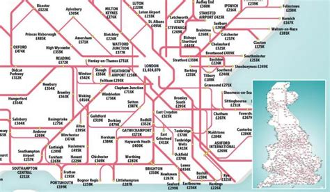 house music radio station london london house prices map shows average property price near capital s train stations